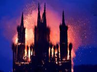 Скандал вокруг сожжения макета, напоминающего католический собор, на Масленицу: создатель арт-объекта извинился