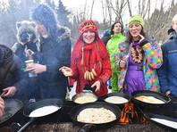 ВЦИОМ: есть блины на Масленицу готовы 88% россиян, а поститься после нее - только 11%