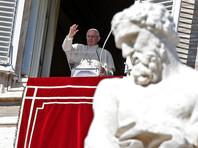 Папа Римский  призвал всех верующих помолиться  23 февраля за мир во всем мире