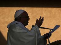 Папа Римский назвал проституцию преступлением и пыткой для женщин