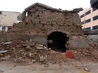 Сирия обвинила Израиль в похищении ценных артефактов из синагоги, основанной пророком Илией