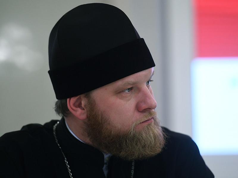 Священник Александр Волков, пресс-секретарь Святейшего Патриарха Кирилла
