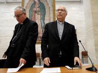 34 епископа Чили из-за скандала со священниками-педофилами подали Папе Римскому прошение об отставке на экстренном саммите в Ватикане