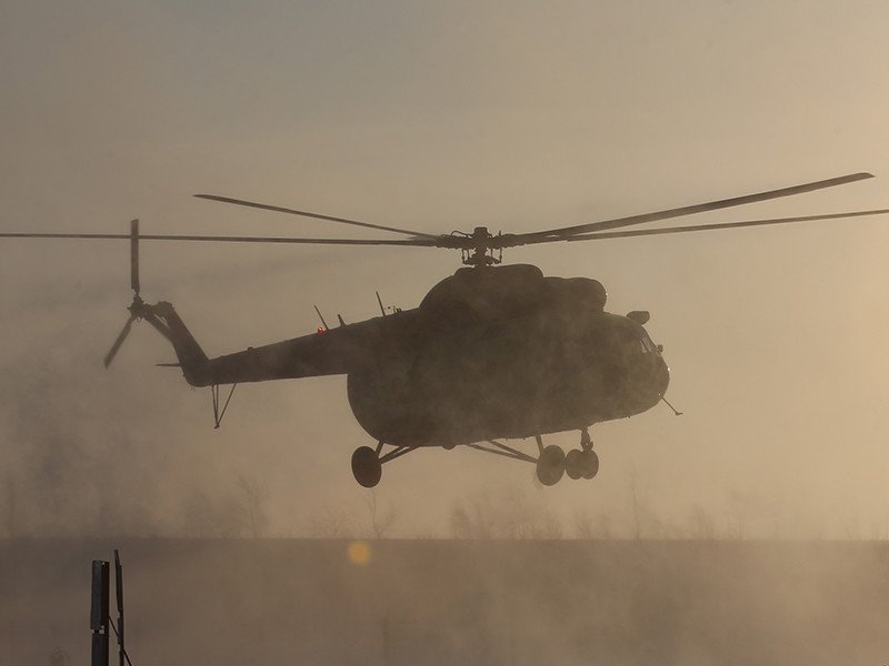 Департамент государственных закупок Свердловской области собирается взять в аренду три вертолета, чтобы перевозить на них патриарха Кирилла