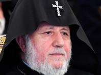 Католикос всех армян призвал не устраивать акций с требованием его отставки в праздничный день