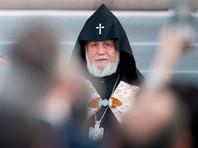 В Ереване акция протеста против Католикоса обернулась потасовкой