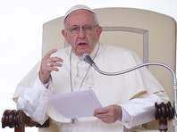 """Папа Римский официально разрешил брать  в """"девы Христовы"""" не девственниц. В США шокированы"""