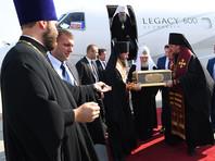 Патриарх Кирилл прибыл в Екатеринбург на мероприятия памяти 100-летия расстрела семьи Николая II. В регионе ограничили продажу спиртного