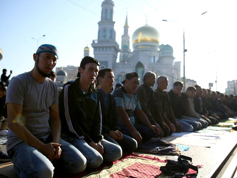 Три дополнительные площадки выделили в Москве для празднования Курбан-байрам