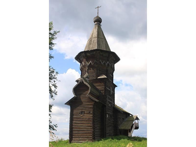 Церковь Успения пресвятой Богородицы в Кондопоге