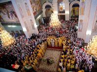 Более 60 тыс. человек приложились к мощам Спиридона Тримифунтского в Екатеринбурге