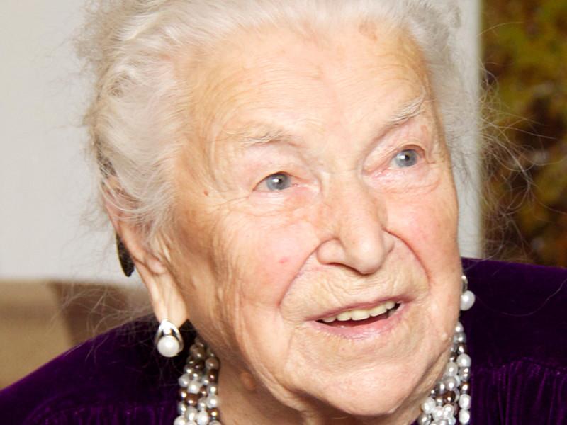 В Москве на 106 году жизни скончалась София Федина - дочь священномученника, правнучка митрополита Никифора, отсидевшая за веру 15 лет