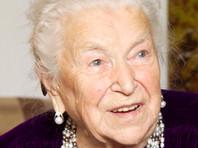 В Москве на 106 году жизни скончалась исповедница веры София Федина - дочь священномученника, отсидевшая за веру 15 лет