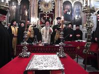 Константинополь отказывается разрывать общение с Русской православной церковью