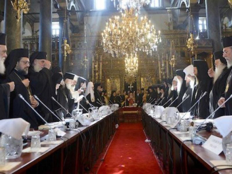 Синод Константинопольского патриархата решил продолжить процедуру предоставления церкви на Украине томоса об автокефалии