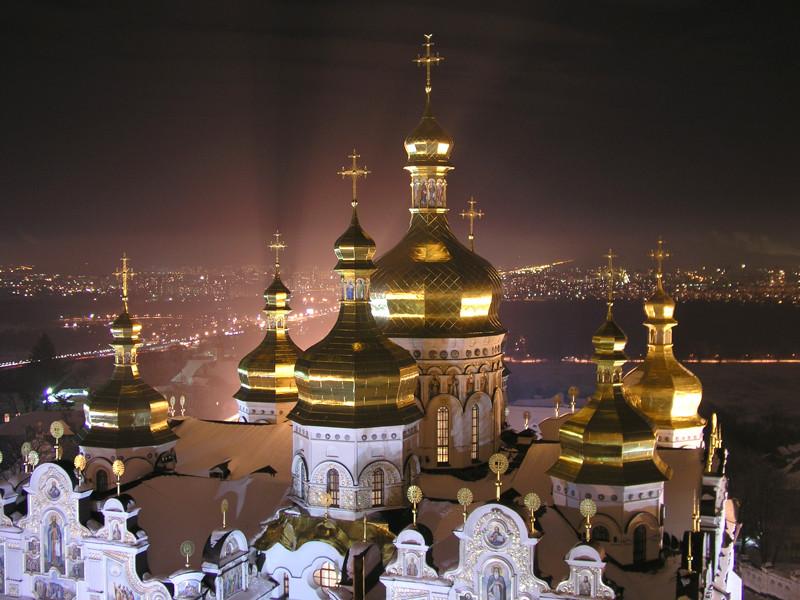 Великая церковь Киево-Печерской лавры (Собор Успения Пресвятой Богородицы)