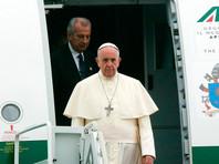 Папа Римский отправился в Абу-Даби для участия в крупной межрелигиозной встрече