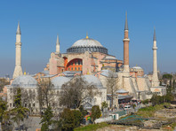 Президент Турции Эрдоган предложил превратить Святую Софию из музея в мечеть