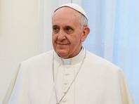 Папа Римский Франциск обязал священников сообщать о сексуальных домогательствах своих коллег