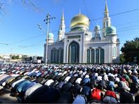 Мусульмане отмечают Ураза-байрам, праздник окончания поста