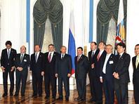 К началу правления Владимира Путина Россия была членом G8 - восьми наиболее влиятельных и важных государств мира