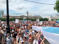 """Илья Яшин: """"Людям нужен Фургал. А еще больше людям нужны уважение и справедливость"""""""