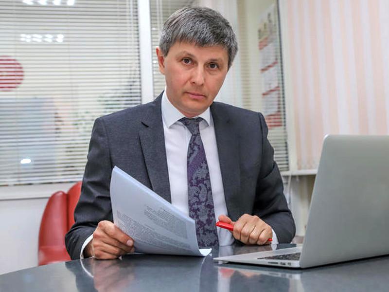 Олег Мандрыкин