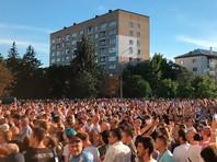 Минск, 6 августа 2020 года