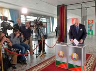 Александр Лукашенко, 9 августа 2020 года