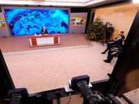 Ежегодная пресс-конференция Владимира Путина, 17 декабря 2020 года
