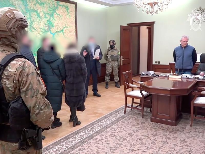 Пензенского губернатора Ивана Белозерцева задержали по подозрению в превышении должностных полномочий