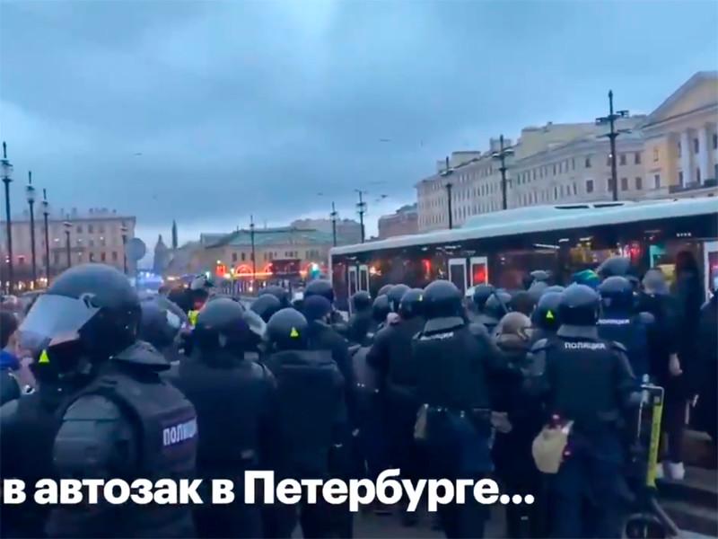 Санкт-Петербург, 21 апреля 2021 года