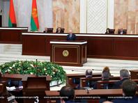 Встреча Александра Лукашенко с парламентариями, членами Конституционной комиссии и представителями органов государственного управления