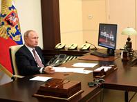"""Путин потребовал от правительства навести порядок со СНиПами и """"хрипами"""" для ускорения процесса строительства"""