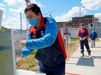 В Подмосковье не будут останавливать стройки при обнаружении зараженных коронавирусом рабочих