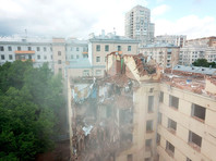В Москве начали сносить конструктивистский рабочий поселок на Русаковской улице