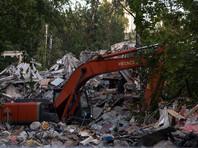 За полгода в Москве обнаружили почти 700 самовольных построек