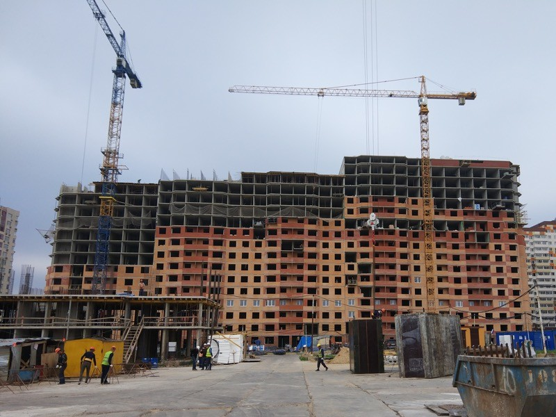 """Целевые показатели нацпроекта """"Жилье и городская среда"""" в области ввода нового жилья могут быть пересмотрены"""