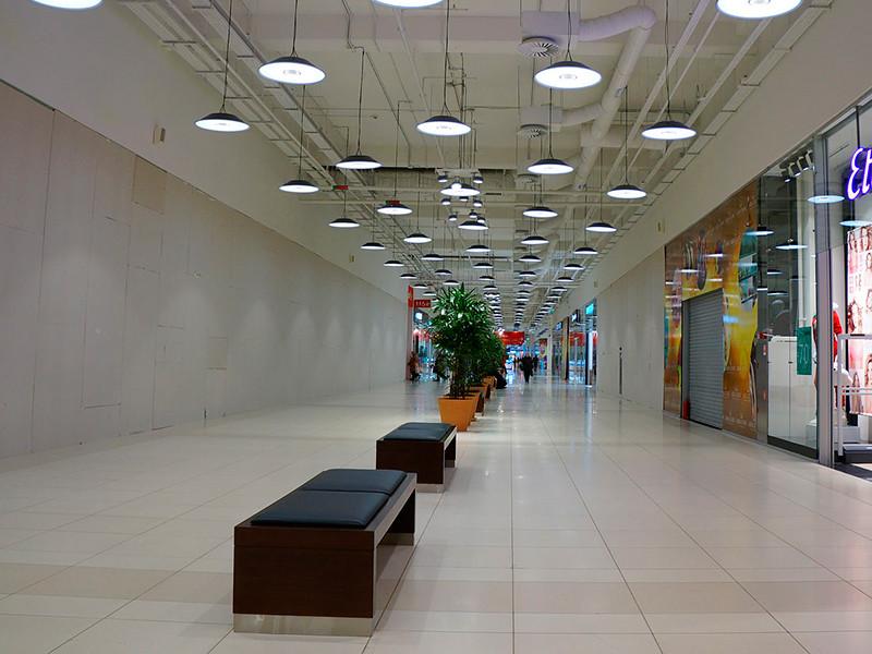 В России может обанкротиться почти четверть торговых центров