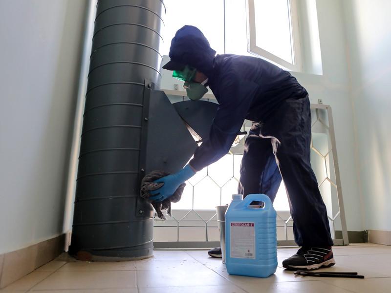 Глава Минприроды поддержал идею отказа от мусоропроводов в новых и старых многоквартирных домах