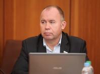 Депутат Псковского областного собрания депутатов Виктор Гречин