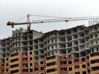 Площадь строящегося жилья в России выросла впервые с июня 2019 года