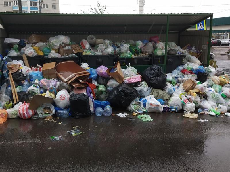 Девять региональных мусорных операторов могут приостановить работу