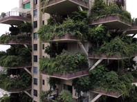 """Проект """"зеленого"""" жилого комплекса в Чэнду провалился из-за поселившихся в нем москитов (ВИДЕО)"""