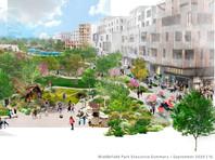 Google представила проект нового кампуса в Калифорнии с жильем и общественными пространствами