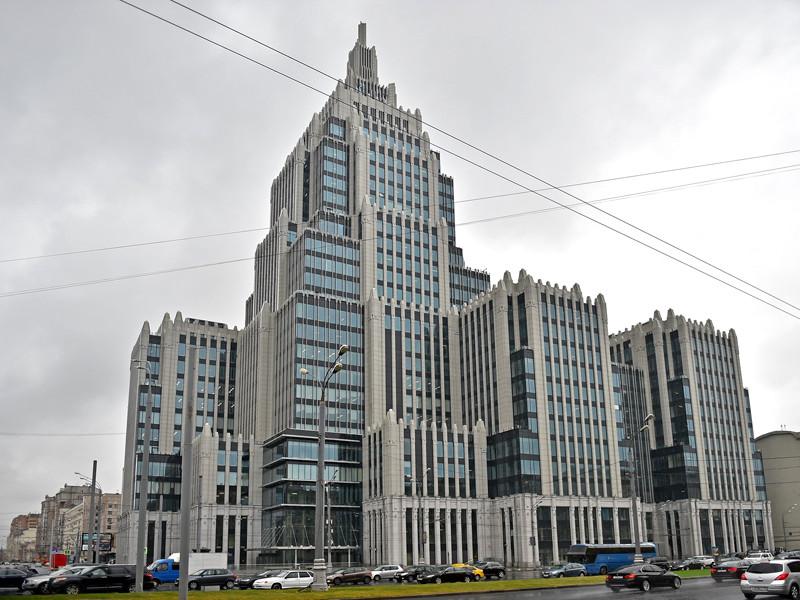 """Центробанк отказался от планов покупки бизнес-центра """"Оружейный"""" на Садовом кольце"""
