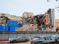 """Архитекторы подготовили новый проект комплекса, который планируется возвести на месте снесенного киноцентра """"Соловей"""" в Москве"""