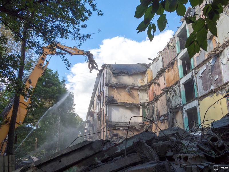 Правительственная комиссия по законопроектной деятельности поддержала нашумевший законопроект о всероссийской реновации при условии его доработки