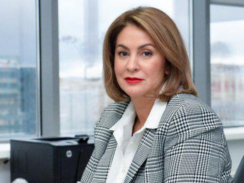 Министр жилищной политики Подмосковья Инна Федотова