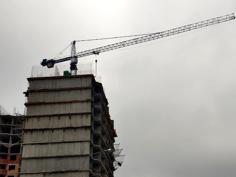 Столичные девелоперы начали активнее строить новые жилые дома
